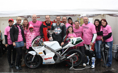 Norbar sponsored Motorcycle team raises money for Air Ambulance