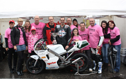 Norbar Motorcycle Boost to Air Charity